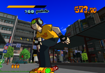 Jet Set Radio Confirmed for PS3, Xbox 360 & PC Release this Summer