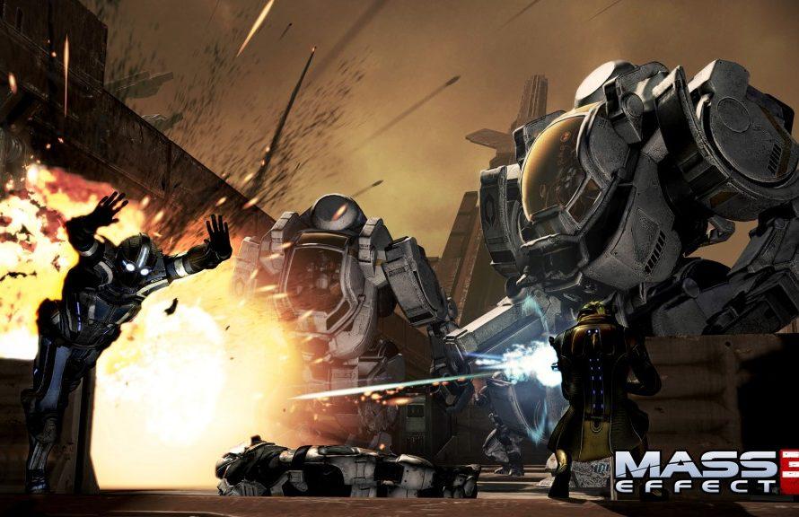 Mass Effect 3 Patch 1.05 Landing Today