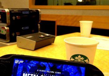 Metal Gear Solid HD PS Vita Has Rear Touch Screen Controls
