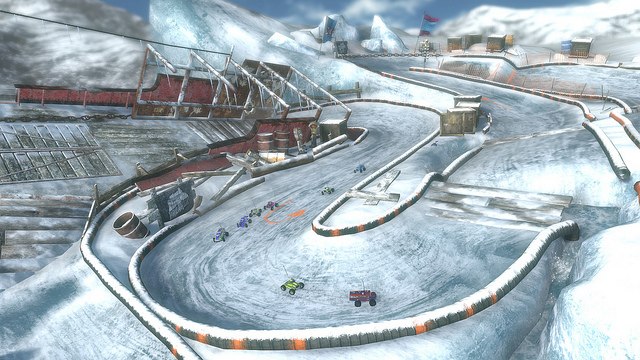 Motorstorm RC Coming to Vita and PS3 this March 6th