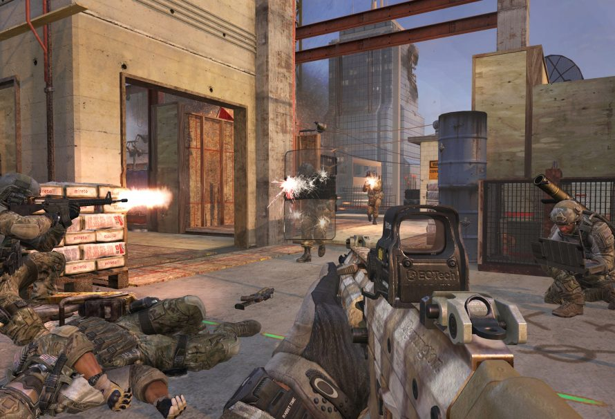 More DLC Maps Coming to Modern Warfare 3 this Month