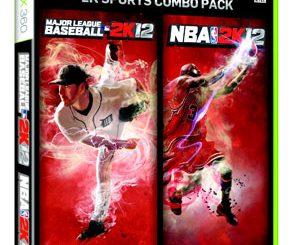 2K Sports Reveals NBA 2K12/MLB 2K12 Combo Pack