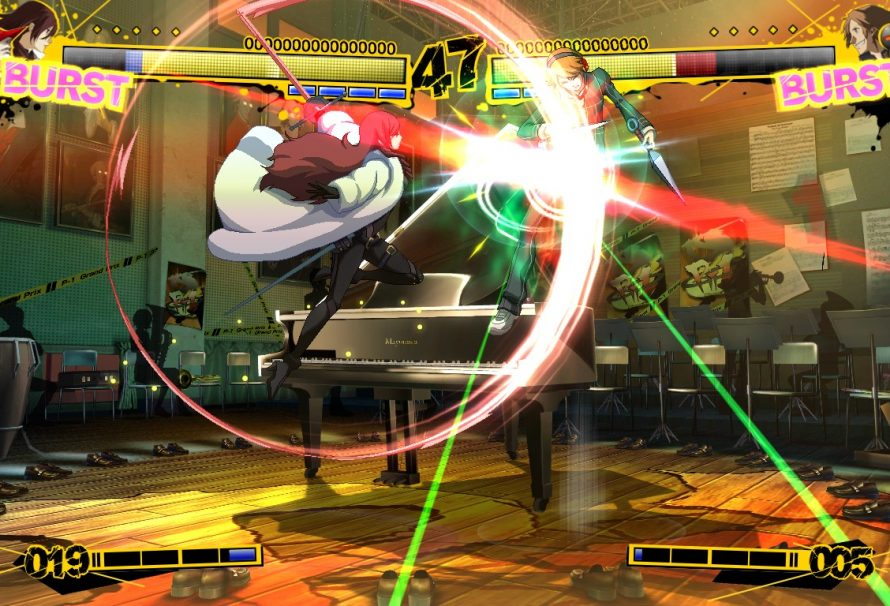 Persona 4 Arena Coming to North America this Summer