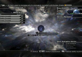 Final Fantasy XIII-2: Farming the 'Potent' Monster Materials