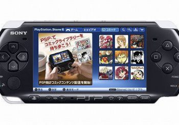 PSP Comic Download Service to End this September