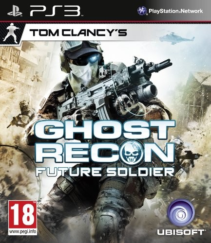 Updated European Box Art For Ghost Recon: Fututre Soldier