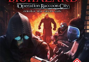 Resident Evil: Operation Raccoon City Japanese Box Art