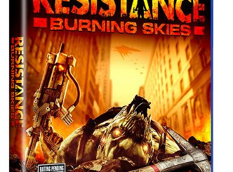 Resistance: Burning Skies for Vita Gets a Release Date