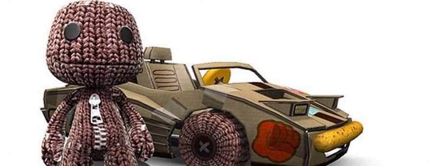 Sony Planning To Release LittleBigPlanet Cart Racing