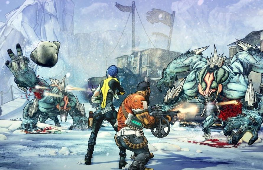 Borderlands 2 Launch Date Trailer Released