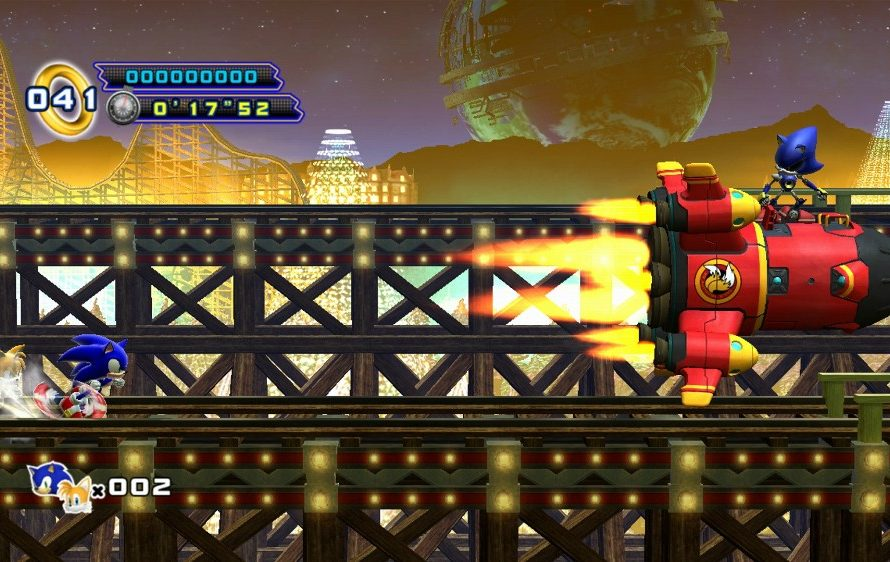 Sonic the Hedgehog 4: Episode II Screenshots Leaked