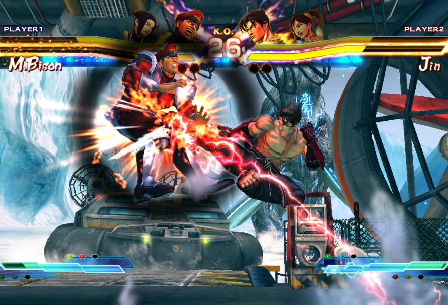 Street Fighter X Tekken Patch Coming Mid May