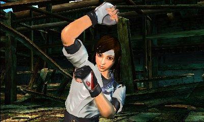 New Screenshots Of Tekken 3D: Prime Edition