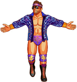Zack Ryder Wooing His Way Into WWE WrestleFest