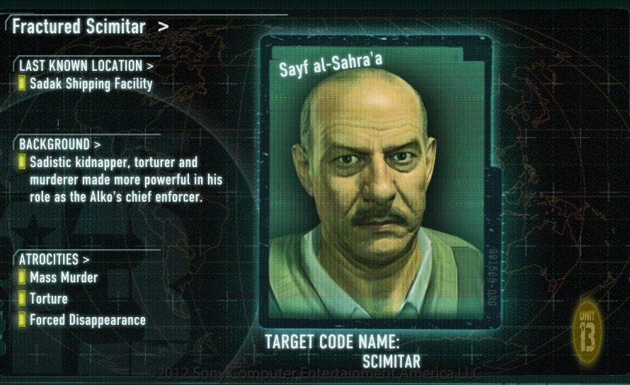 Unit 13: Scimitar HVT Guide