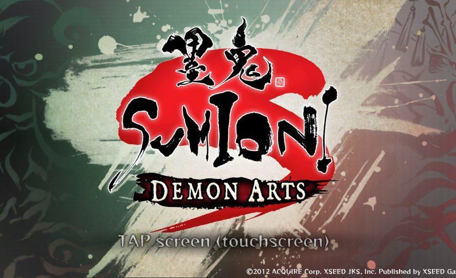 Sumioni: Demon Arts Review