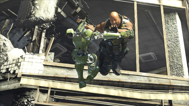 Binary Domain free on PlayStation Plus this week