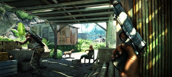 Far Cry 3 Online Multiplayer Confirmed