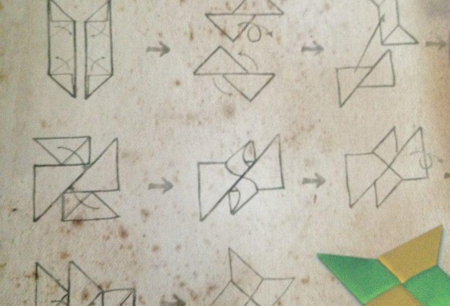 Ninja Gaiden 3 Teaches You How To Make An Origami Just Push Start