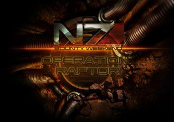 Mass Effect 3 Operation Raptor Challenge Starts This Weekend