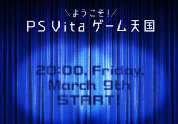 Sony Will Announce New Vita Titles on March 9th