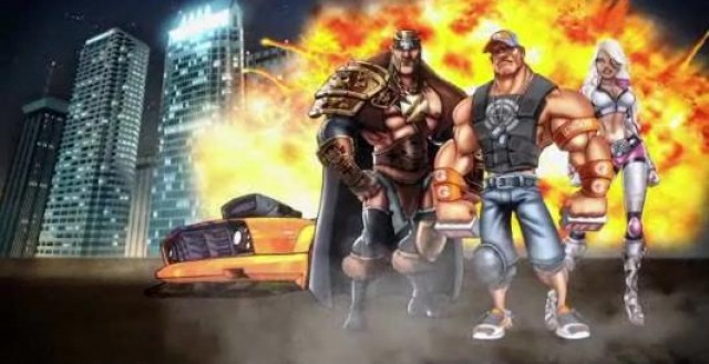 WWE Brawl Will Not Be Out This Year