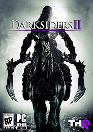 Darksiders 2 Gets Epic Box Art