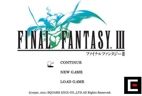 Final Fantasy III Now Available On Android