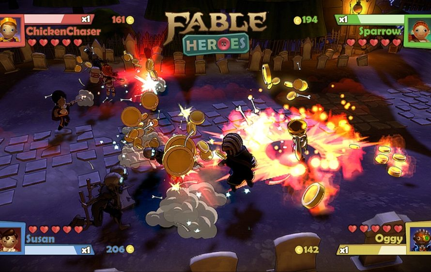 Xbox.com Reveals Fable Heroes