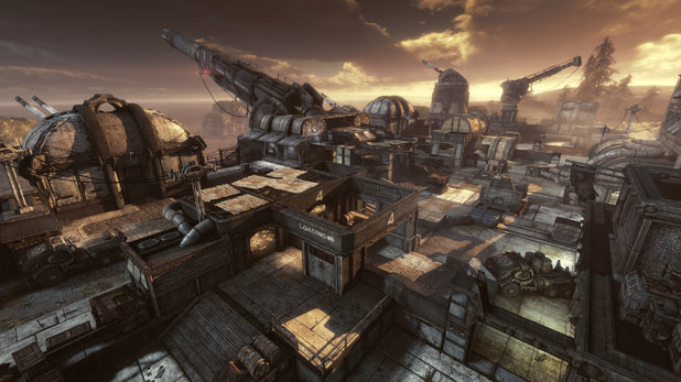 Gears of War 3: Forces of Nature DLC Now Available
