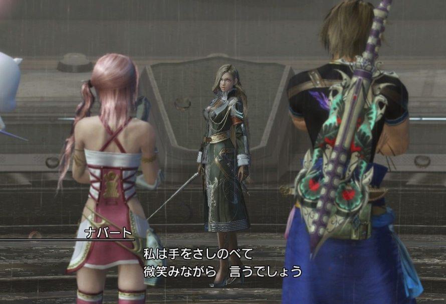Final Fantasy XIII-2 Jihl Nabaat DLC Trailer