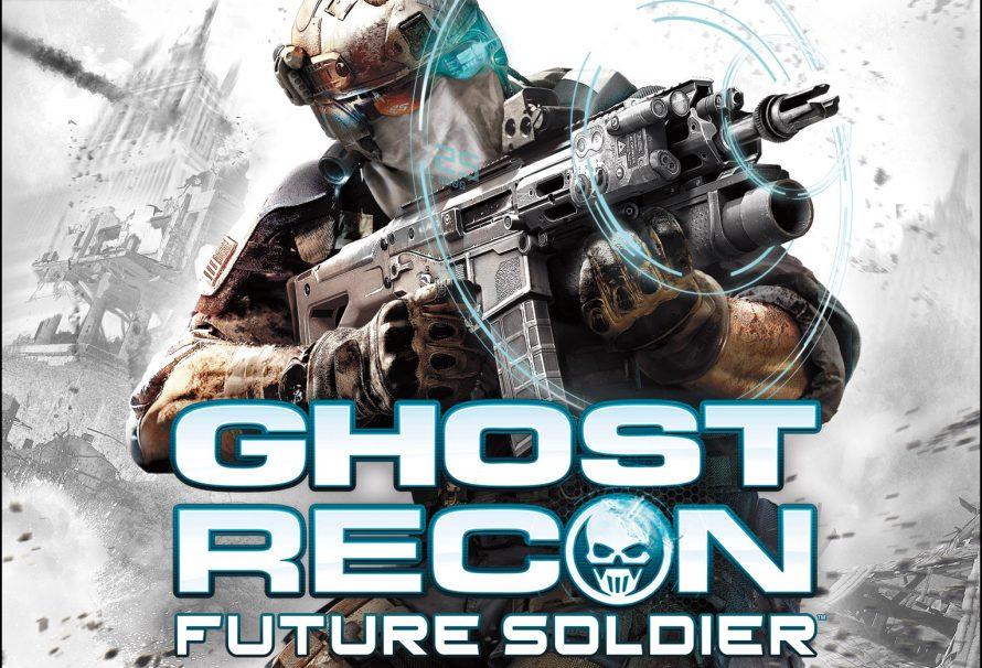 Ghost Recon: Future Soldier Video Shows Off Guerrilla Mode