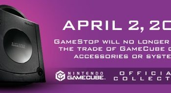 GameStop Ending GameCube Trade-Ins
