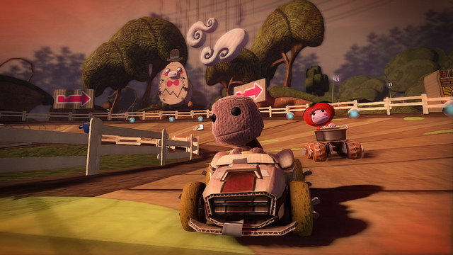 LittleBigPlanet Karting Officially Announced; Coming Later this Year