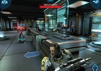 Mass Effect: Infiltrator Dated