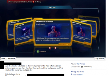 Rumor: New Classes Coming to Mass Effect 3 Multiplayer
