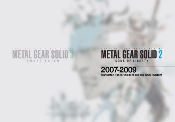 Metal Gear Solid: HD Collection Coming to PS Vita this Summer in North America