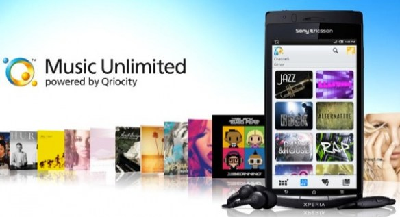 Sony Music Unlimited App Now on PlayStation Vita