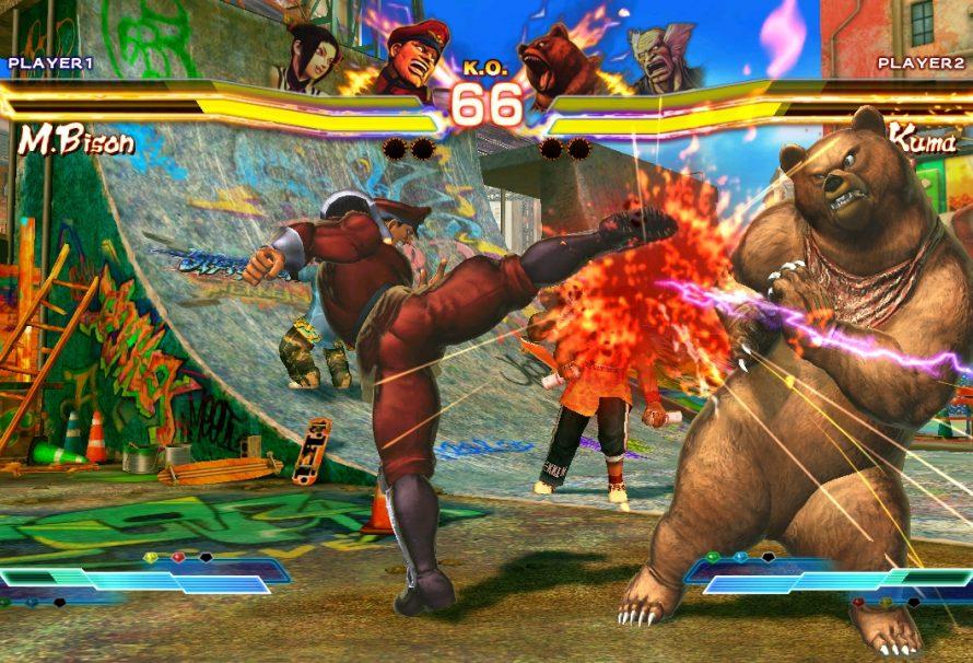 Amazon Offering Discounts On Street Fighter X Tekken