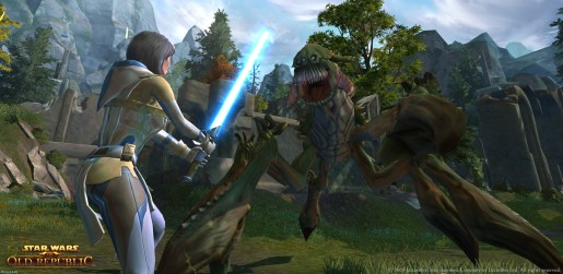 SWTOR Game Update 2.1.1 going live tomorrow; Mission Rewards coming