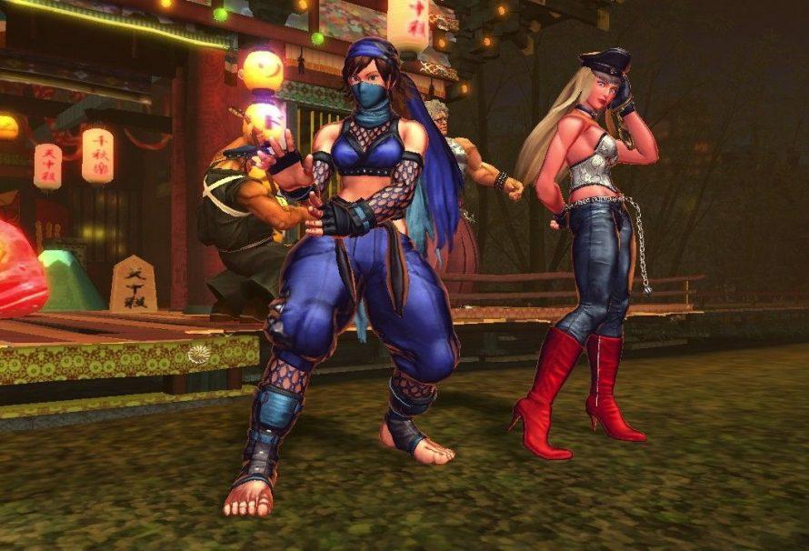 DLC Costumes Revealed For Street Fighter X Tekken
