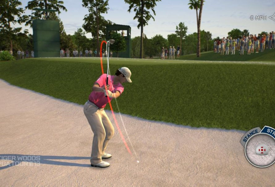 Tiger Woods PGA Tour 13 – Xbox 360 Kinect Launch Trailer