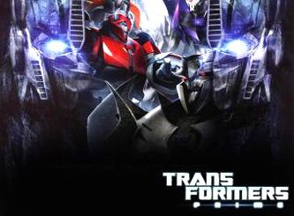 Transformers Prime: The Game Announced