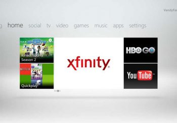 HBO Go & Comcast's Xfinity Now on Xbox Live