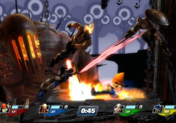 New Screenshots Of All-Stars Battle Royale Released