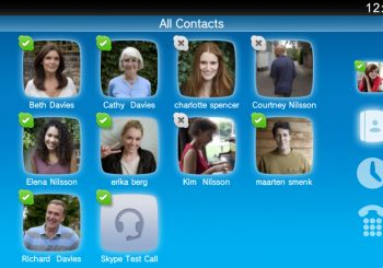 More Details About Skype On PS Vita