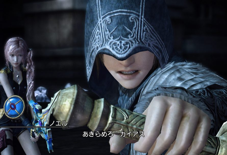 Final Fantasy XIII-2 Gilgamesh, PuPu And Assassin's Creed DLC Trailers