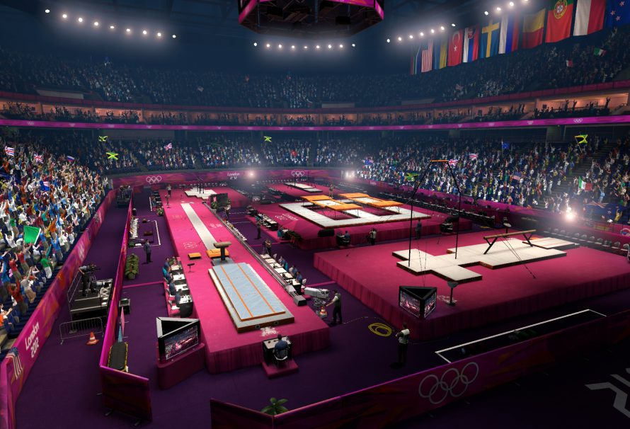 London 2012 – The Official Video Game Gets A Release Date