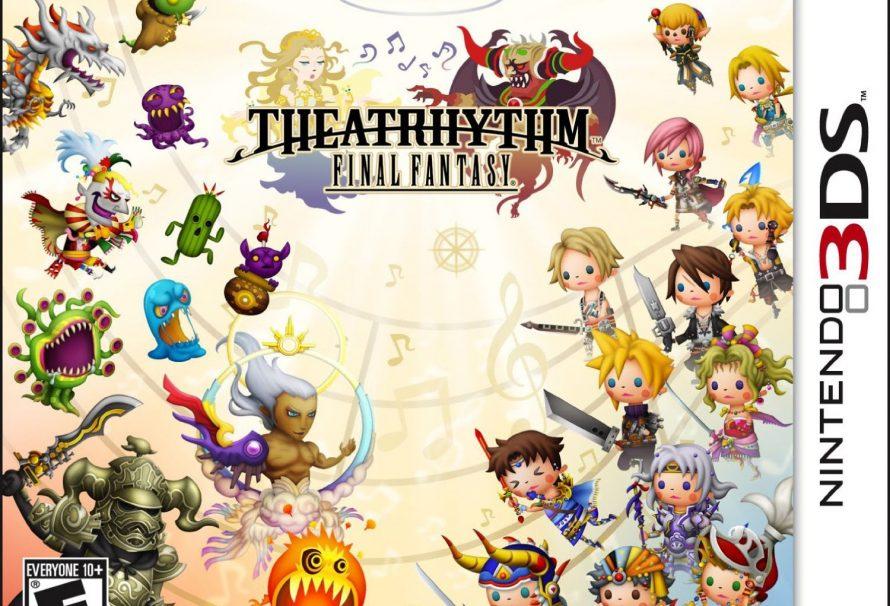 Preorder Final Fantasy Theatrhythm, Get a Stylus