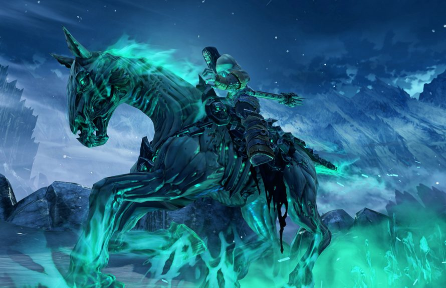 Darksiders II Receives First Patch on PlayStation 3